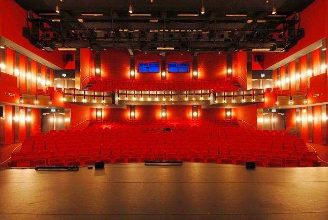 Schouwburg de meerse cultuur in de klas for Hoofddorp theater