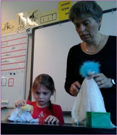 Workshop 'Poppen leven'